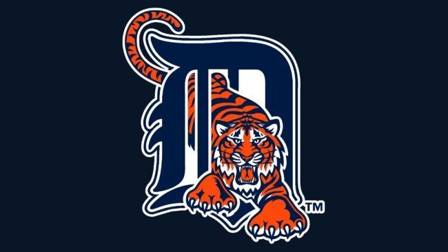 Detroit Tigers Zeichen