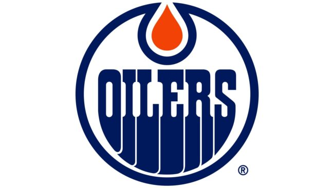 Edmonton Oilers Logo 1979-1986