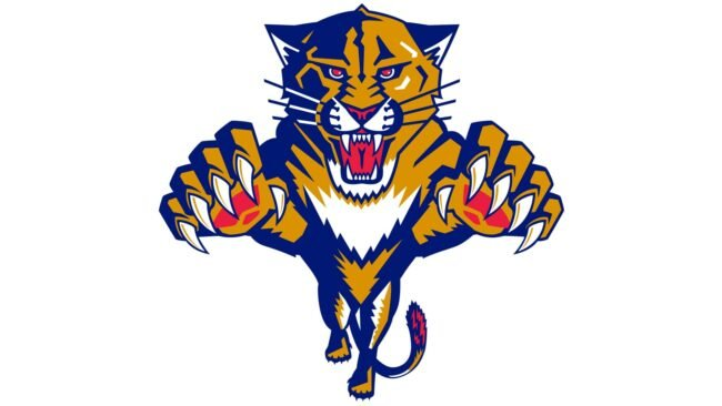 Florida Panthers Logo 1993-1999