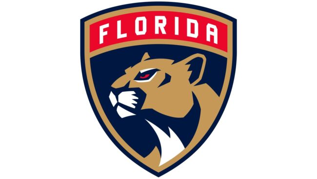 Florida Panthers Logo 2016-Heute