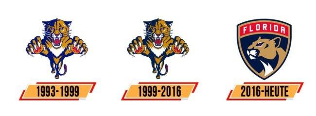 Florida Panthers Logo Geschichte