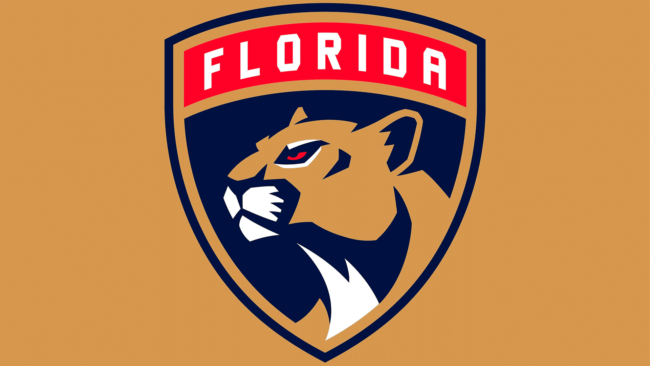 Florida Panthers Zeichen