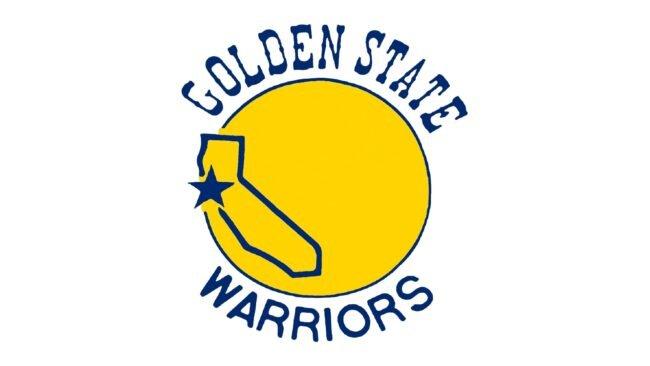 Golden State Warriors Logo 1972-1975