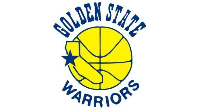 Golden State Warriors Logo 1976-1988