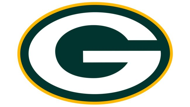 Green Bay Packers Logo 1980-Heute