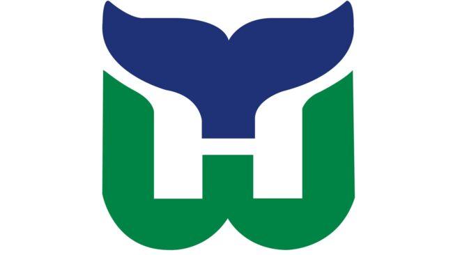 Hartford Whalers Logo 1980-1992
