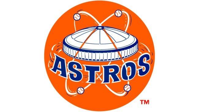 Houston Astros Logo 1965-1976