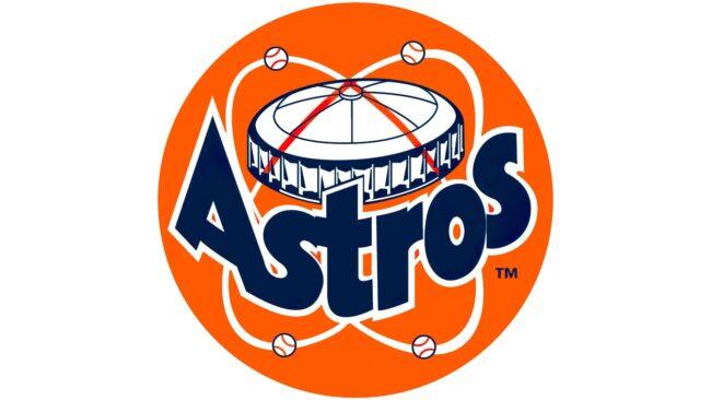 Houston Astros Logo 1977-1993
