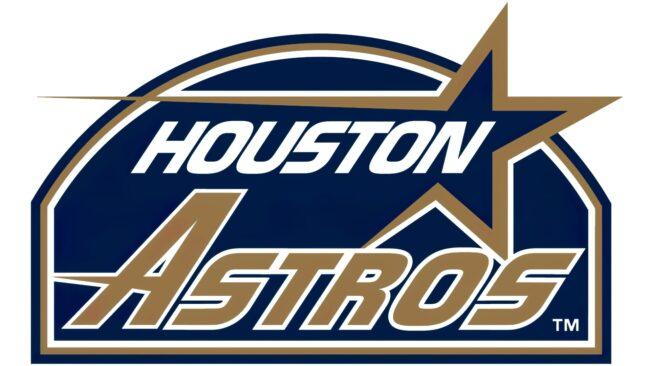Houston Astros Logo 1994