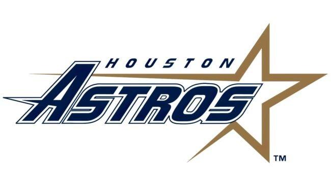 Houston Astros Logo 1995-1999