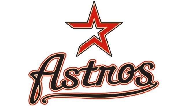 Houston Astros Logo 2000-2012