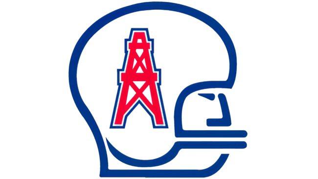Houston Oilers Logo 1972-1979
