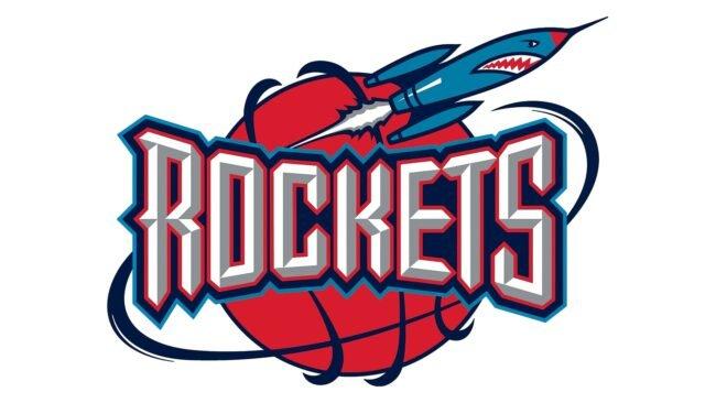 Houston Rockets Logo 1995-2003