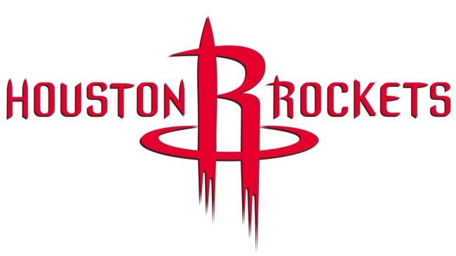 Houston Rockets Logo 2003-2019