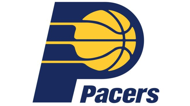 Indiana Pacers Logo 1990-2005
