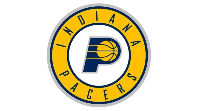 Indiana Pacers Logo 2017-Heute