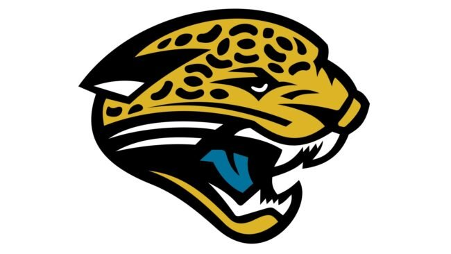 Jacksonville Jaguars Logo 1995-2012
