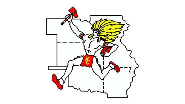 Kansas City Chiefs Logo 1963-1971