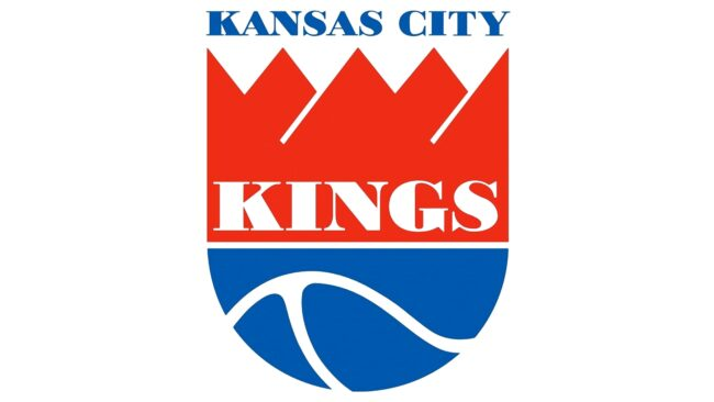 Kansas City Kings Logo 1976-1985