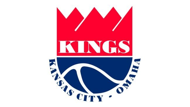 Kansas City Omaha Kings Logo 1973-1975
