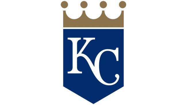Kansas City Royals Logo 2019-Heute