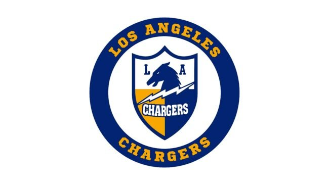 Los Angeles Chargers Logo 1960