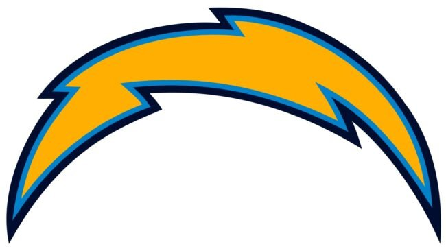 Los Angeles Chargers Logo 2017-Heute