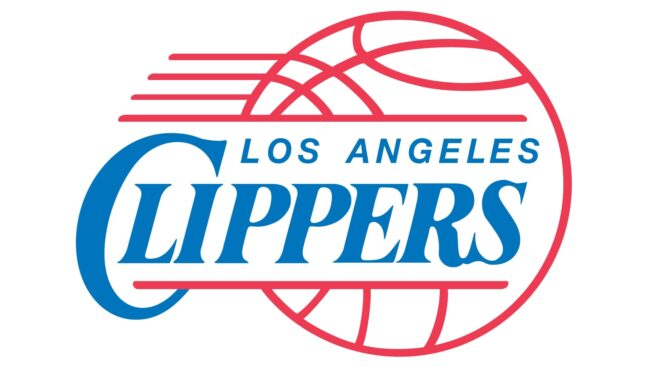 Los Angeles Clippers Logo 1985-2010