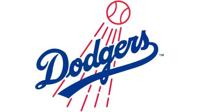 Los Angeles Dodgers Logo 1968-1971