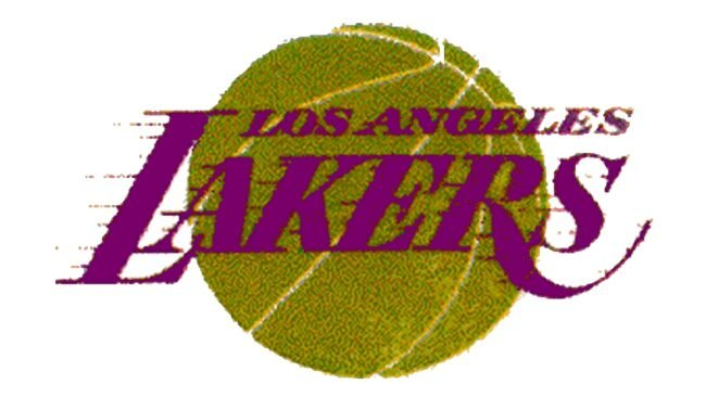 Los Angeles Lakers Logo 1961-1976