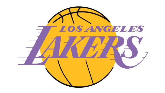 Los Angeles Lakers Logo 1977-2001