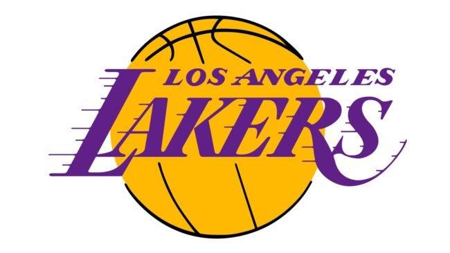 Los Angeles Lakers Logo 2002-Heute