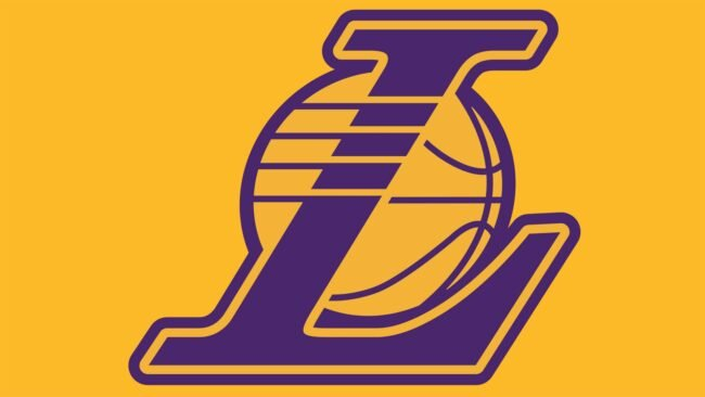 Los Angeles Lakers Zeichen