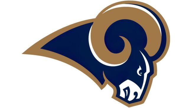 Los Angeles Rams Logo 2016