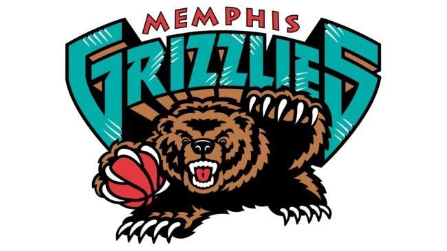 Memphis Grizzlies Logo 2002-2004 (1)