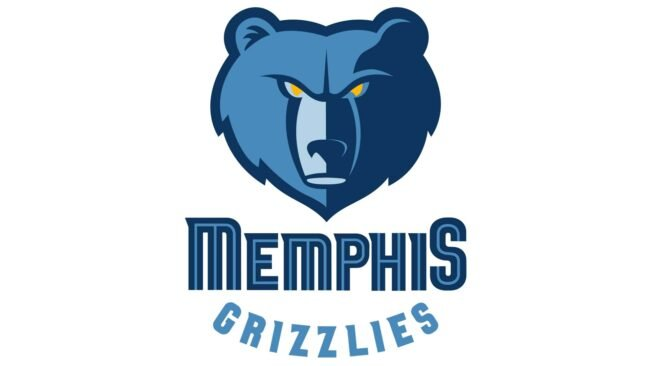 Memphis Grizzlies Logo 2005-2018