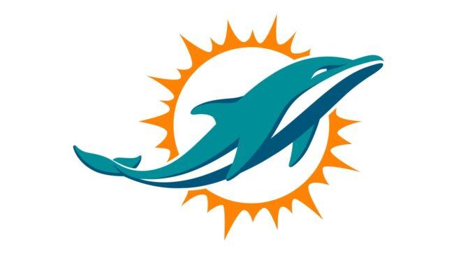 Miami Dolphins Logo 2013-2017
