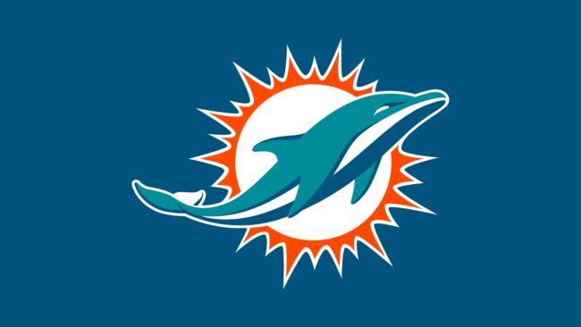 Miami Dolphins Zeichen