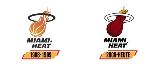 Miami Heat Logo Geschichte