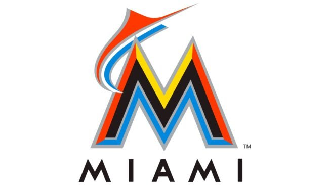 Miami Marlins Logo 2012-2016