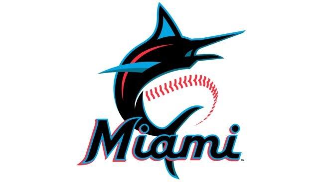 Miami Marlins Logo 2019-Heute