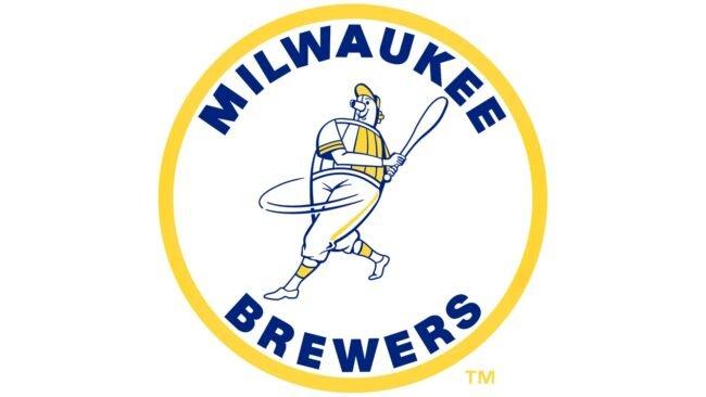 Milwaukee Brewers Logo 1970-1977