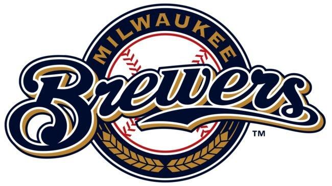 Milwaukee Brewers Logo 2000-2017