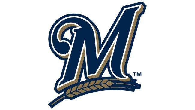 Milwaukee Brewers Logo 2018-2019