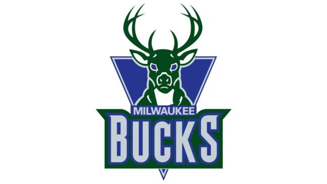 Milwaukee Bucks Logo 1994-2006