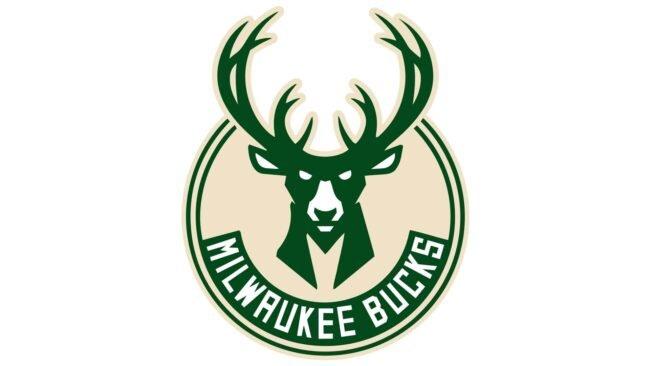 Milwaukee Bucks Logo 2015-Heute