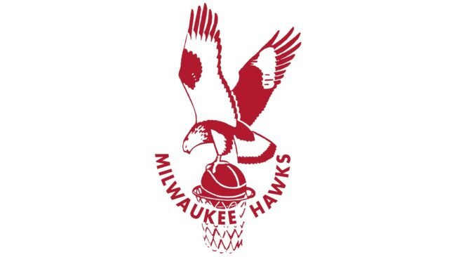 Milwaukee Hawks Logo 1951-1955