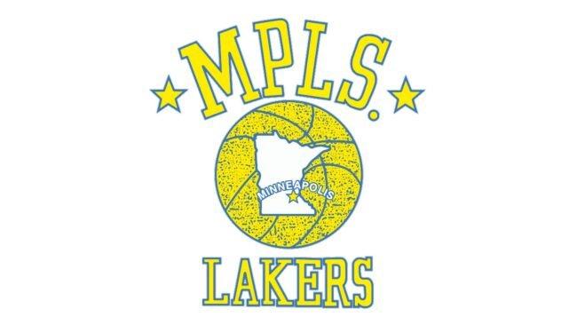 Minneapolis Lakers Logo 1948-1960