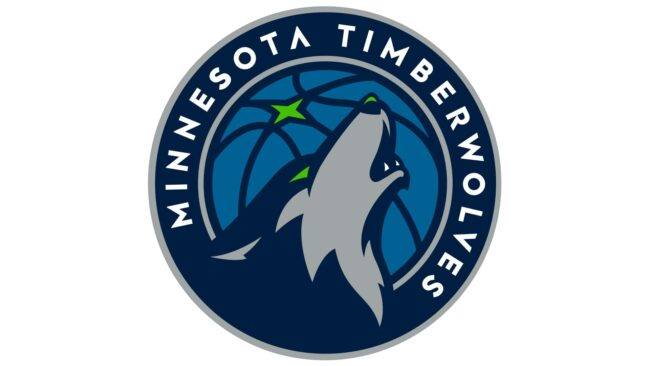 Minnesota Timberwolves Logo 2017-Heute