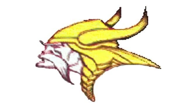 Minnesota Vikings Logo 1961-1965